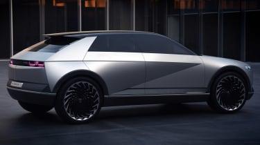 Hyundai 45 Concept - rear/side