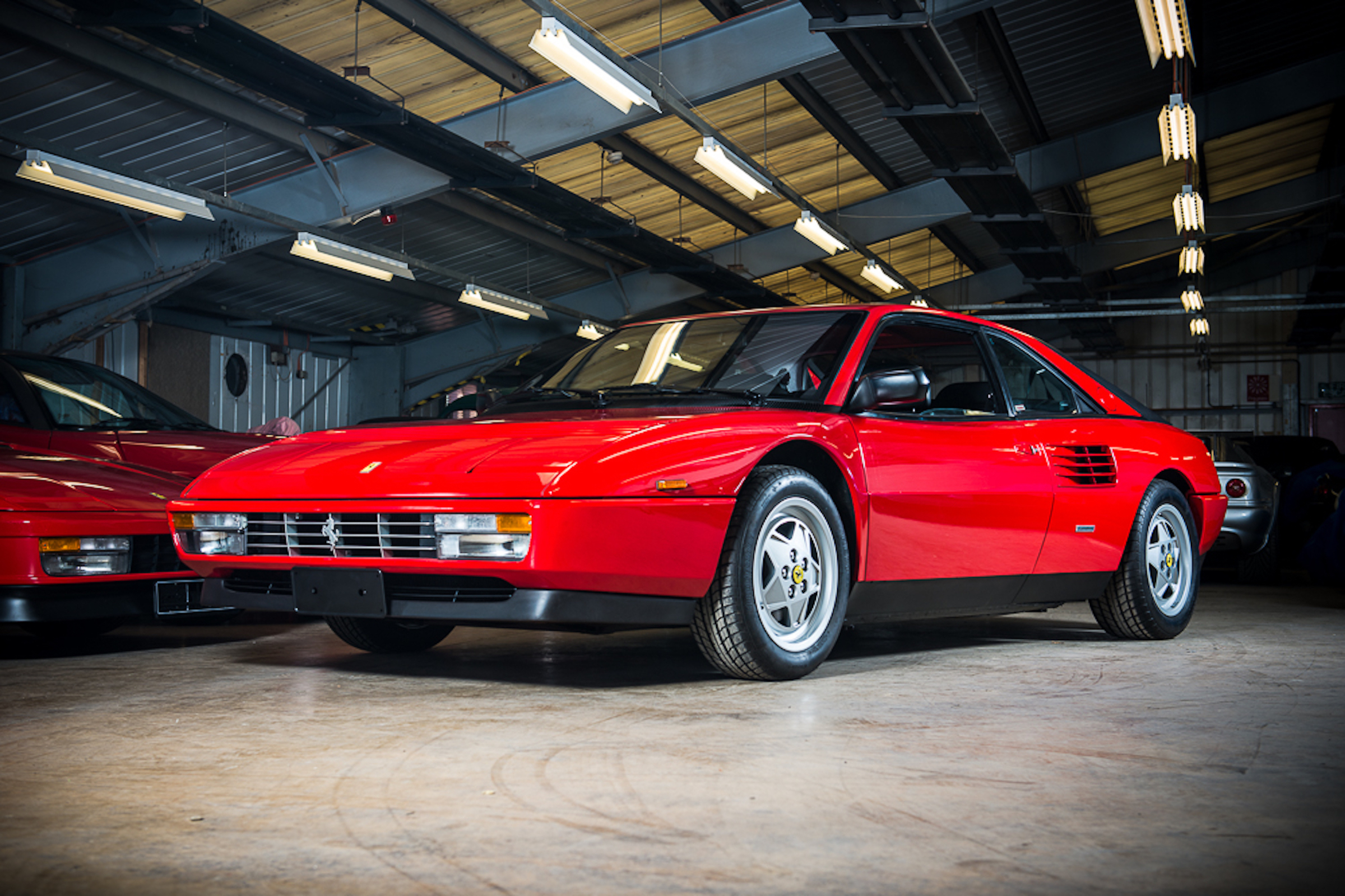 ferrari mondial buying guide and