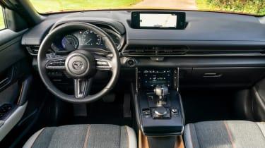 Mazda MX-30 - dash