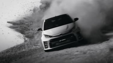 Toyota GR Yaris - drift