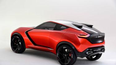 Nissan Gripz concept rear