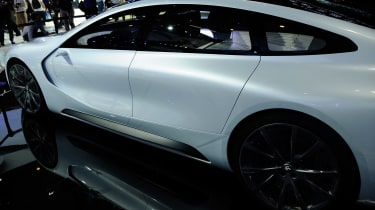 LeEco LeSEE - side/rear