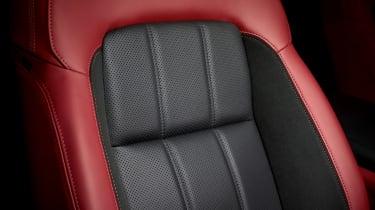 Range Rover Sport HST - seat detail
