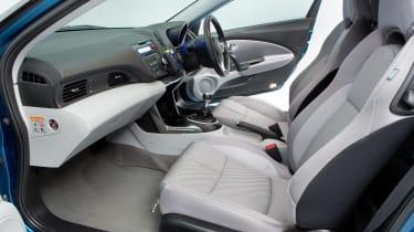 Used Honda CR-Z - front seats