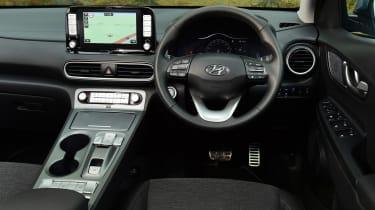 Hyundai Kona Electric - dash