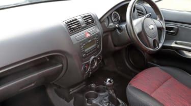 Used Kia Picanto - interior
