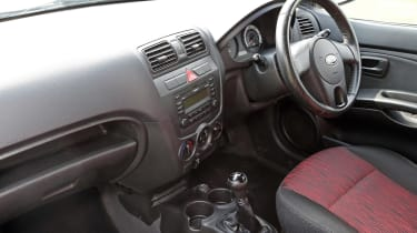 Used Kia Picanto - interior