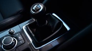 Mazda CX-5 - centre console
