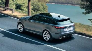 Range Rover Velar SVAutobiography - rear action