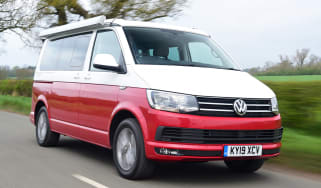 Volkswagen California Ocean long termer - first report front
