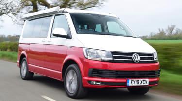 Volkswagen California Ocean long termer - first report front