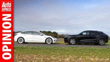 Tesla vs Ford