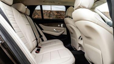 Mercedes E-Class All-Terrain - rear seats