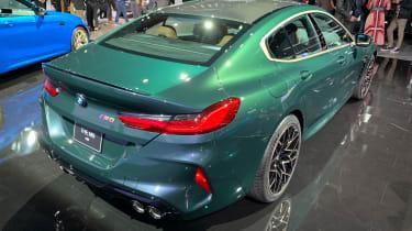 BMW M8 Gran Coupe - Los Angeles rear