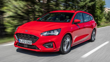 Ford Focus ST-Line Estate - front