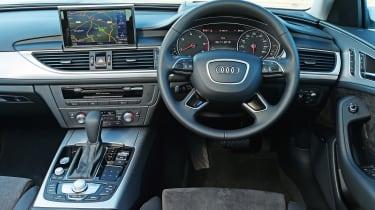 Audi A6 - dash