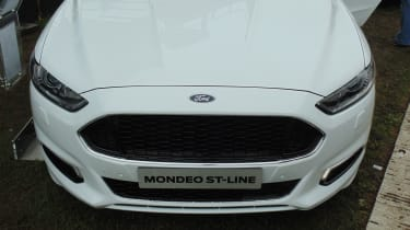 Ford Mondeo ST-Line - Goodwood FoS