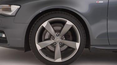 Used Audi A4 - wheel