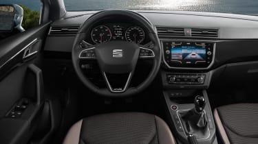 SEAT Ibiza diesel - dash