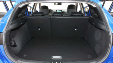 Kia Ceed - full boot