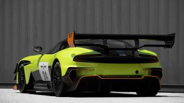 Aston Martin Vulcan AMR Pro - rear static