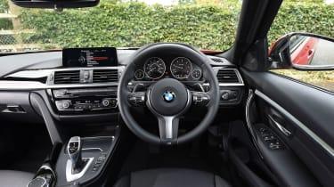 BMW 3 Series 2015 320d - interior
