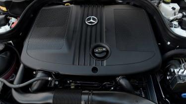 New Mercedes CLS 2014 engine