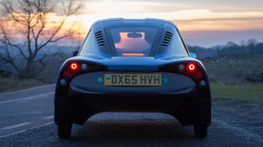Riversimple Rasa - Rear