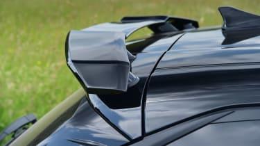 Hyundai i20 N - rear wing