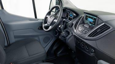 Ford Transit - dash