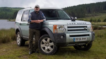 Green Laning  - Land Rover Discovery