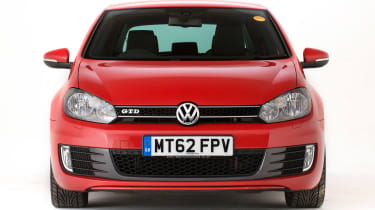 Volkswagen Golf Mk6 (used) - full front