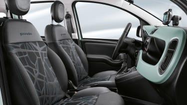 Fiat Panda hybrid - interior
