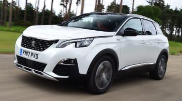 Peugeot 3008 - front