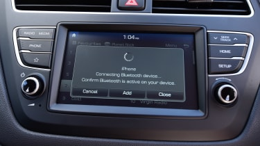 Hyundai i20 - Bluetooth