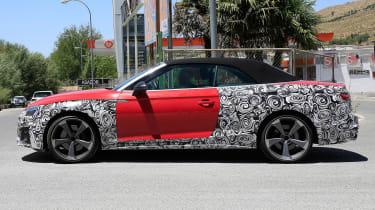 Audi S5 Cabriolet - spyshot 4