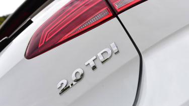 Volkswagen Golf R-Line - rear detail