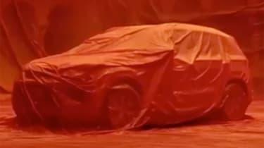 SEAT Tarraco SUV teaser