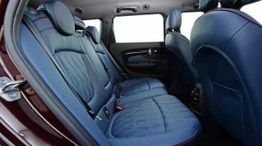 MINI Clubman - rear seats