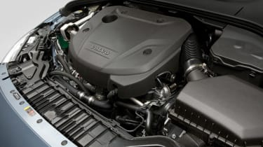 Used Volvo S60 - engine