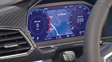 Volkswagen T-Cross - studio dials