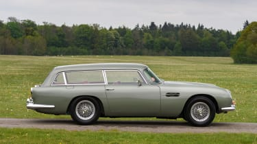 Aston Martin DB5 - Radford shooting brake side