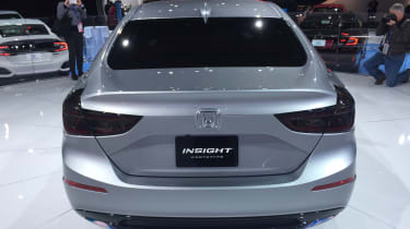 Honda Insight Prototype - Detroit full rear