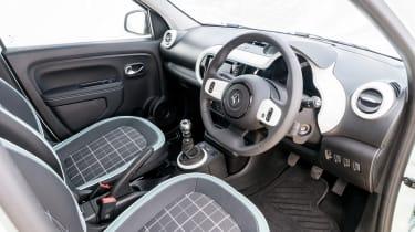 Renault Twingo Iconic Special Edition - dash