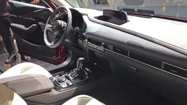 Mazda CX-30 Geneva interior