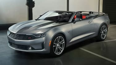 Chevrolet Camaro RS - front