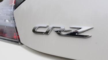 Honda CR-Z badge