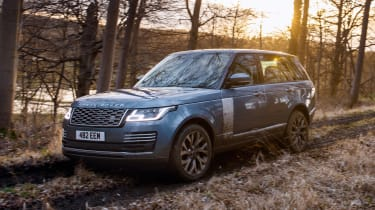 Range Rover PHEV - front/side