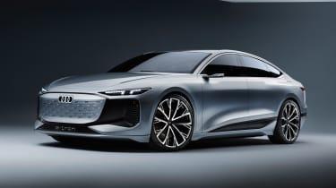 Audi A6 e-tron concept - front static studio
