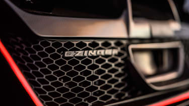 Czinger 21C - teaser 1